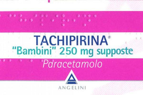 Tachipirina supposte 250 mg (Bambini)