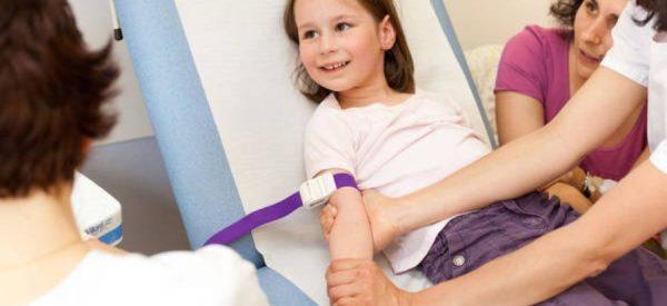 Come eliminare il dolore da prelievo di sangue o da vaccino?