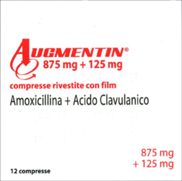 Augmentin  ®  Amoxicillina – Acido Clavulanico