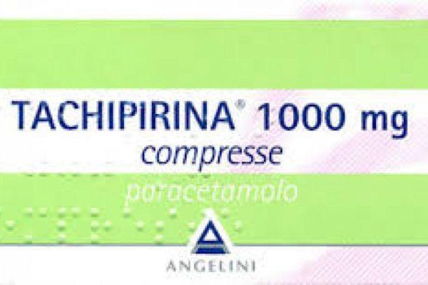 Tachipirina compresse 1000 mg