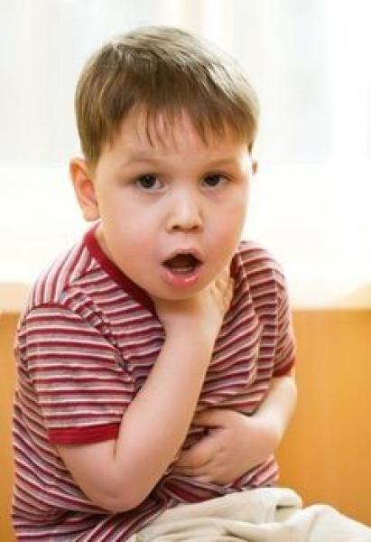 Laringospasmo nei bambini: come affrontarlo?