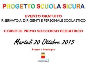 Corso di Disostruzione Respiratoria GRATUITO – Napoli – 20/10/15