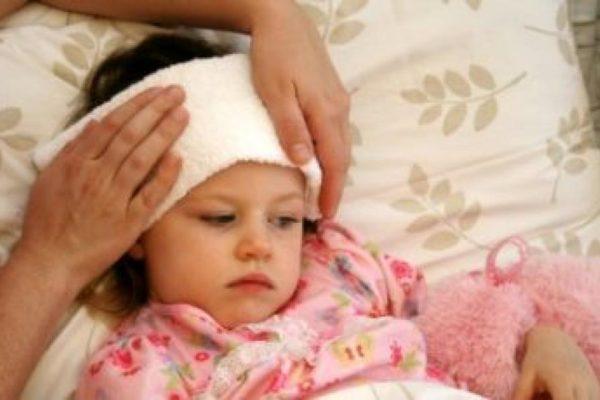Affrontare la febbre nei bambini