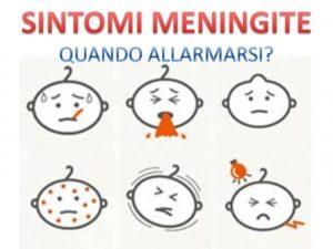 Meningite e Setticemia da Meningococco: sintomi e conseguenze