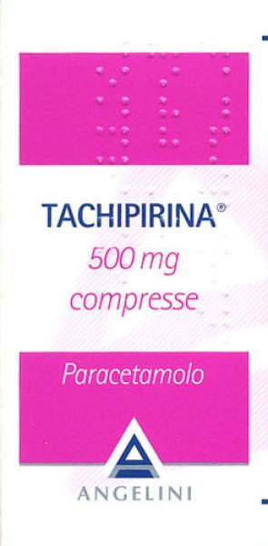 Tachipirina compresse 500 mg